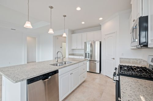 Kitchen-in-Sabal-at-The Willows-in-Vero Beach