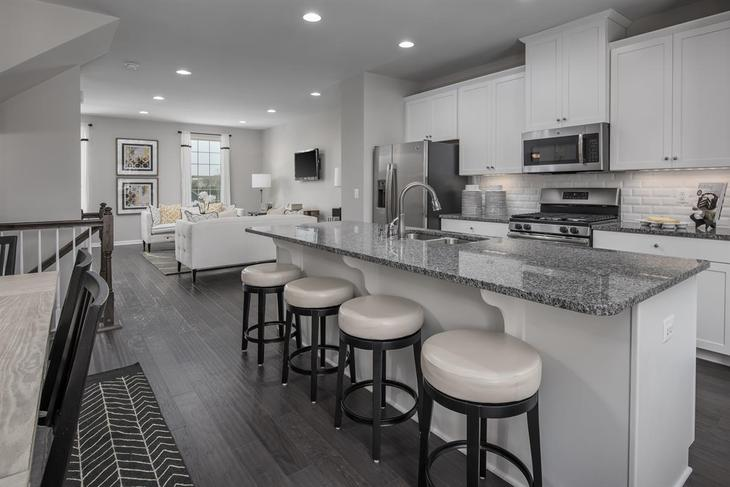 GRAND OPENING: the lowest priced new 2-car garage townhomes in the area!:GRAND OPENING!Click here to schedule your visit for the best value new construction inside the beltway!
