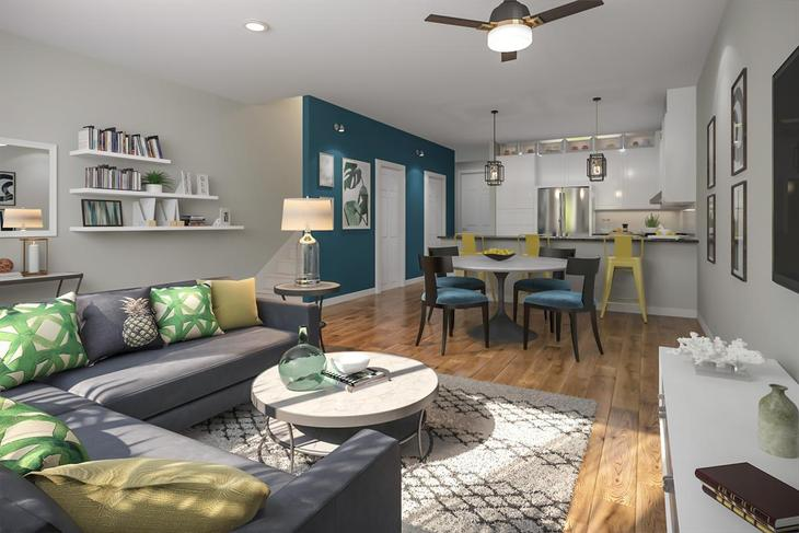 Welcome to The Landings!:Affordable modern townhomes with oversized 1-2 car garages just one mile from the Turnpike and everything Miami has to offer.Find out more by visiting us today!Se habla Español.