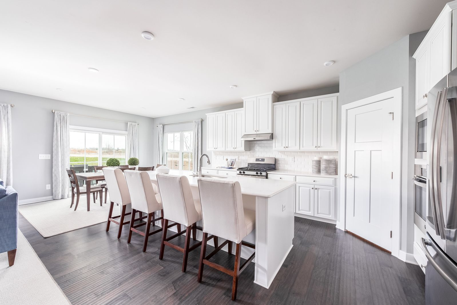 Kitchen featured in the Lehigh By Ryan Homes in Columbia, SC