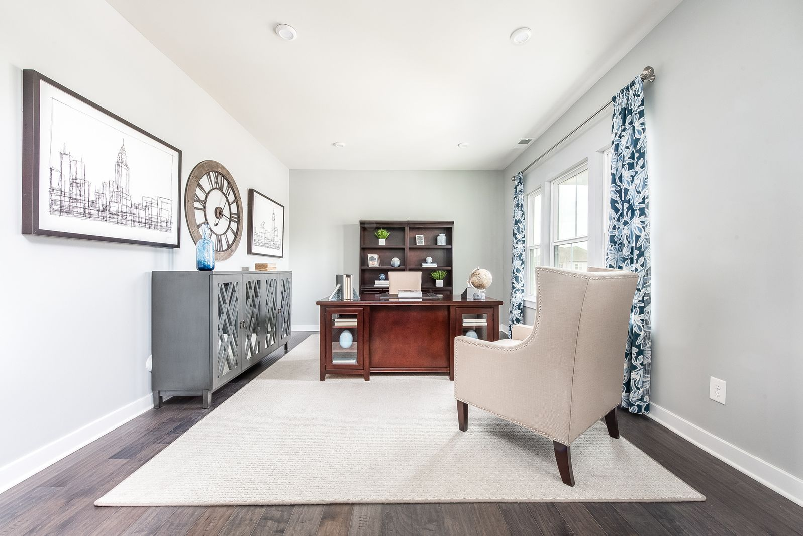 Living Area featured in the Lehigh By Ryan Homes in Columbia, SC