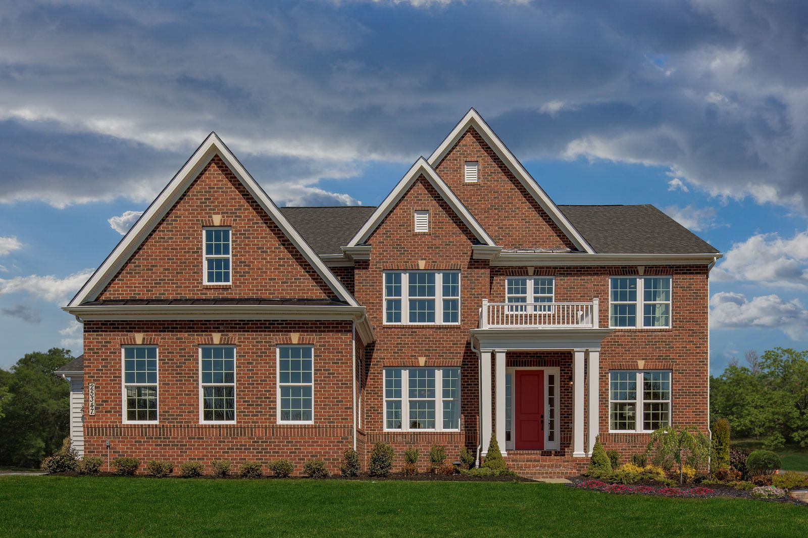 Exterior featured in the Radford By NVHomes in Washington, VA
