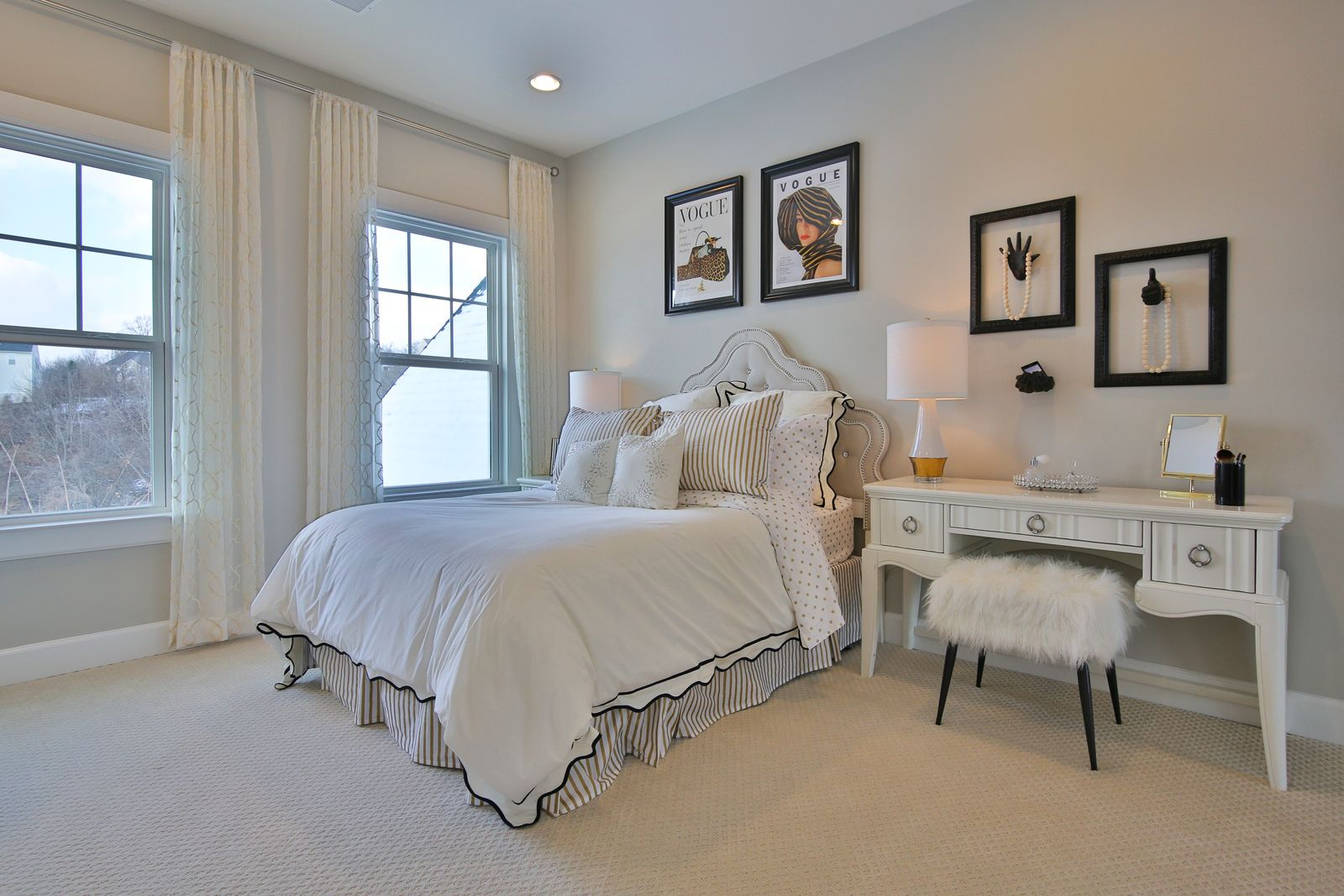 Bedroom featured in the Radford By NVHomes in Washington, VA