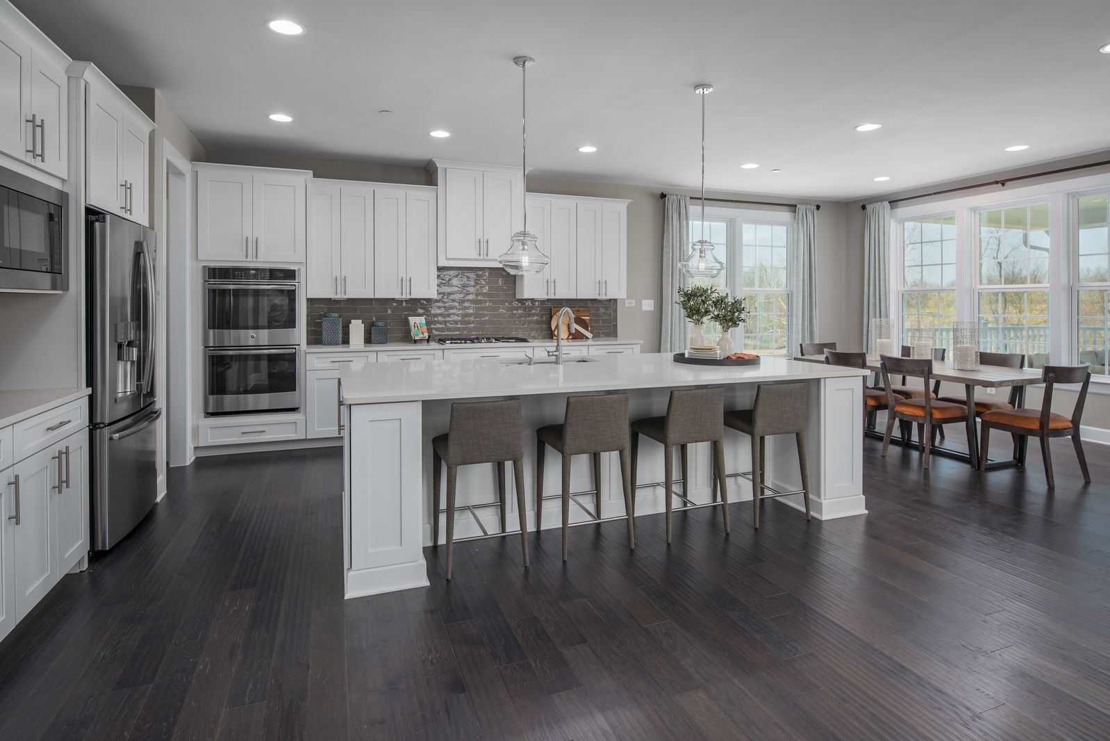 Kitchen featured in the Radford By NVHomes in Washington, VA