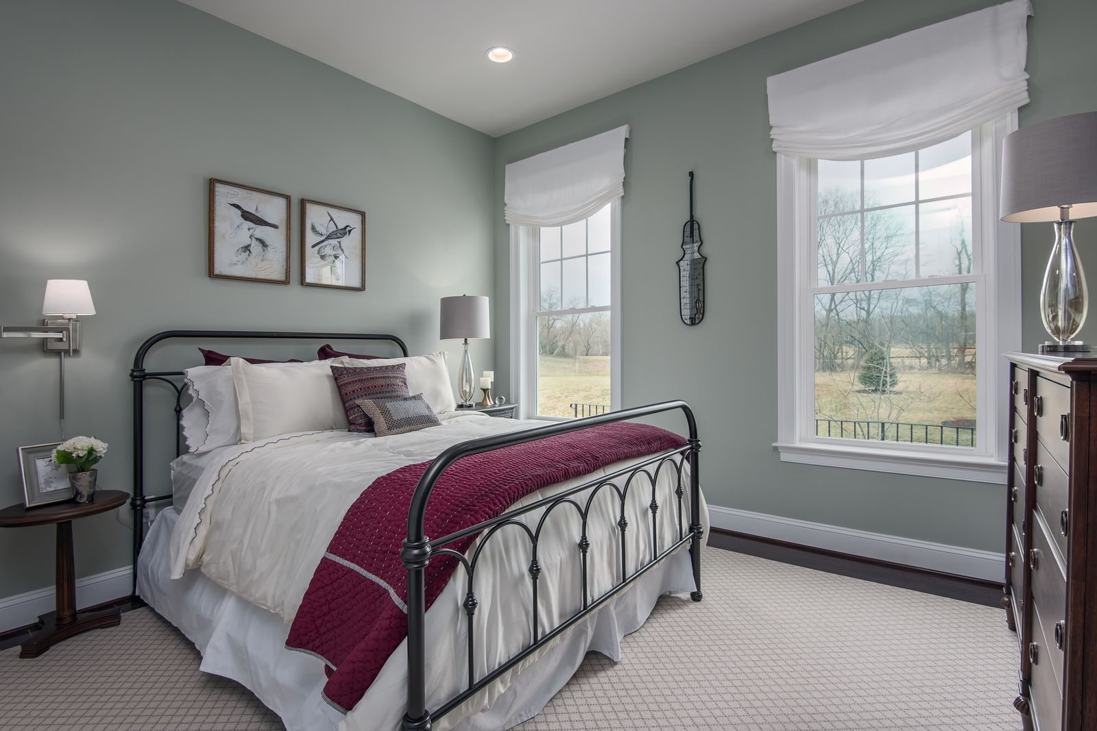 Bedroom-in-Clifton Park II-at-Willowsford Estates at The Greens Village-in-Aldie
