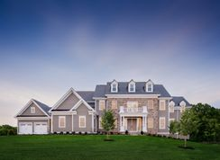 Monticello II - Willowsford Estates at the Grant Village: Aldie, District Of Columbia - NVHomes