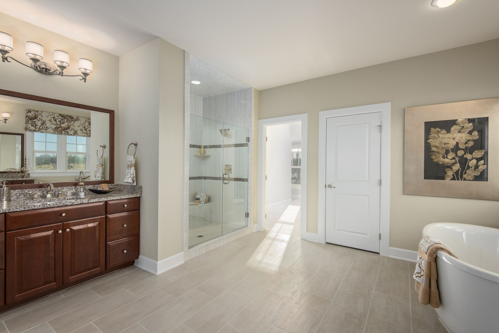Bathroom-in-Stratford Hall-at-Willowsford Estates at The Greens Village-in-Aldie
