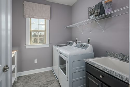 Laundry-in-Stratford Hall-at-Willowsford Estates at The Greens Village-in-Aldie