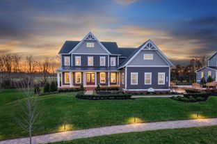 Regent's Park II - Willowsford Estates at the Grant Village: Aldie, District Of Columbia - NVHomes
