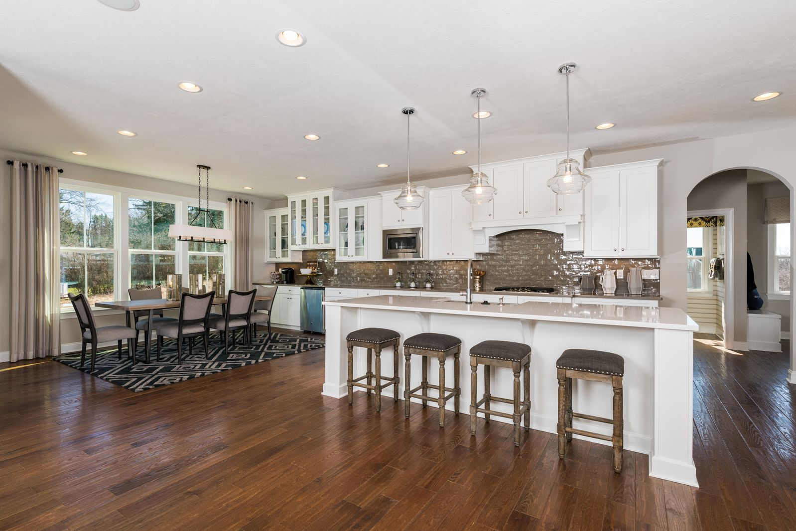 Kitchen featured in the Olsen By HeartlandHomes in Morgantown, WV