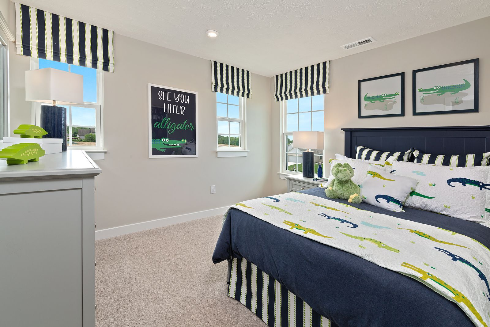Bedroom featured in the Allegheny By HeartlandHomes in Morgantown, WV