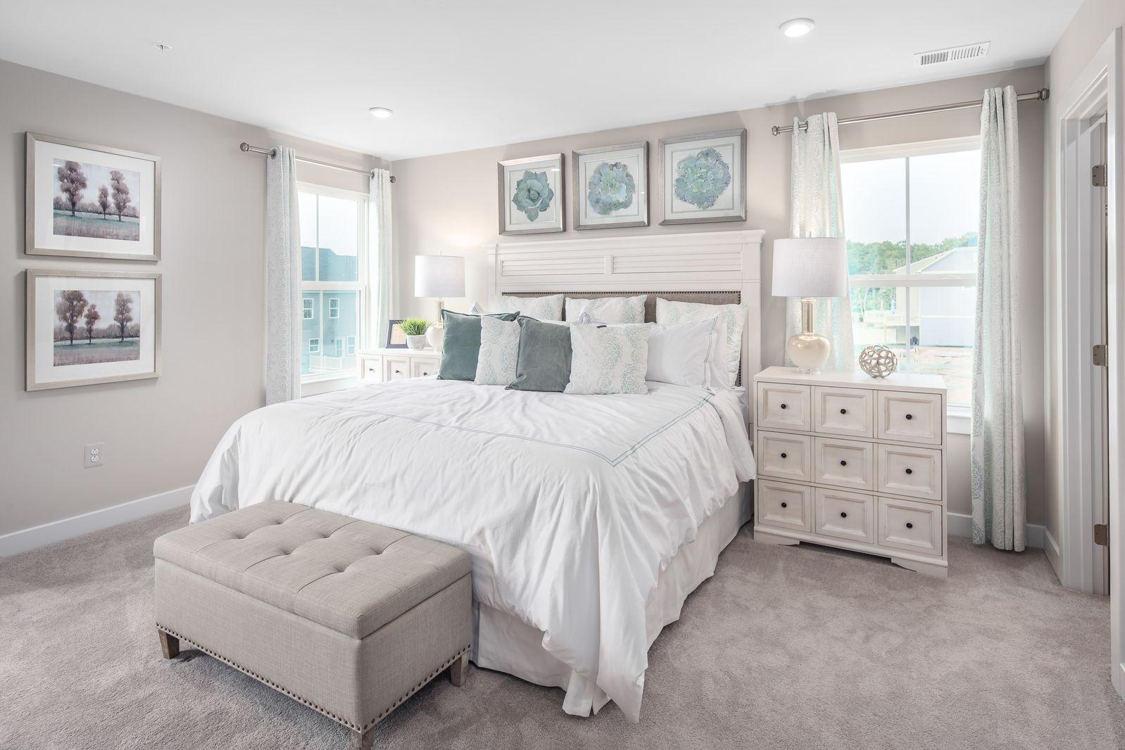Bedroom featured in the Ballenger By HeartlandHomes in Morgantown, WV