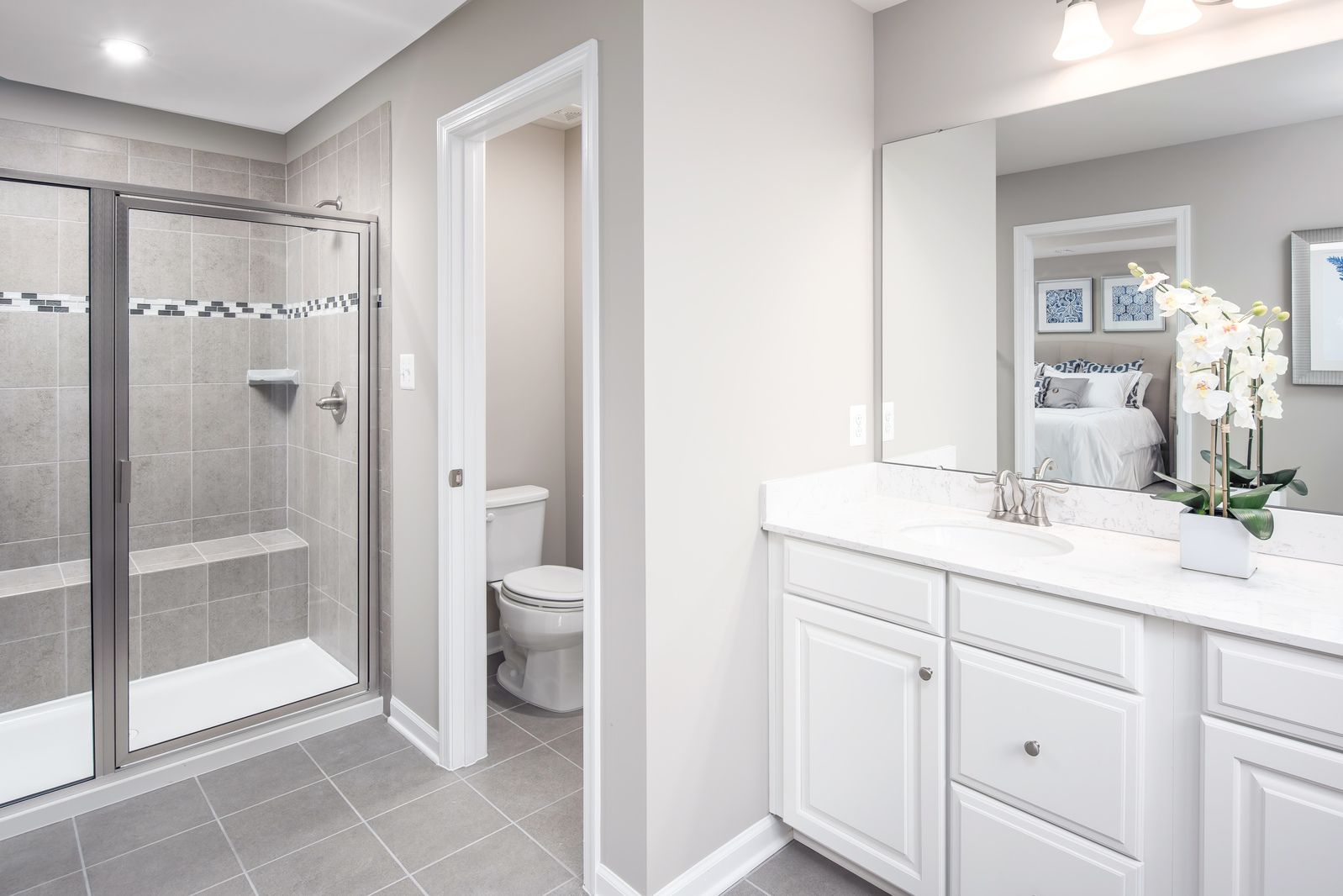 Bathroom featured in the Columbia By HeartlandHomes in Morgantown, WV