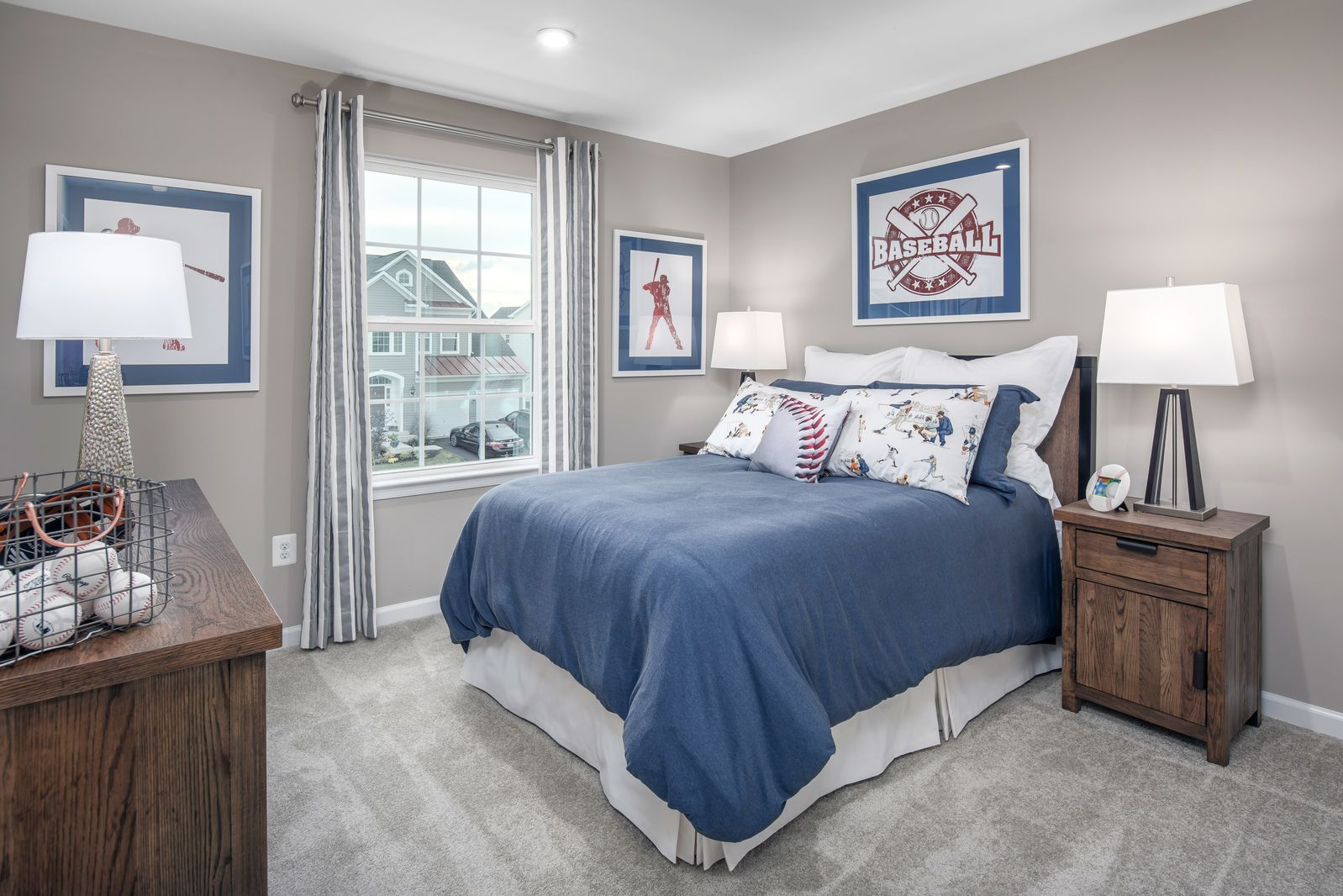 Bedroom featured in the Columbia By HeartlandHomes in Morgantown, WV