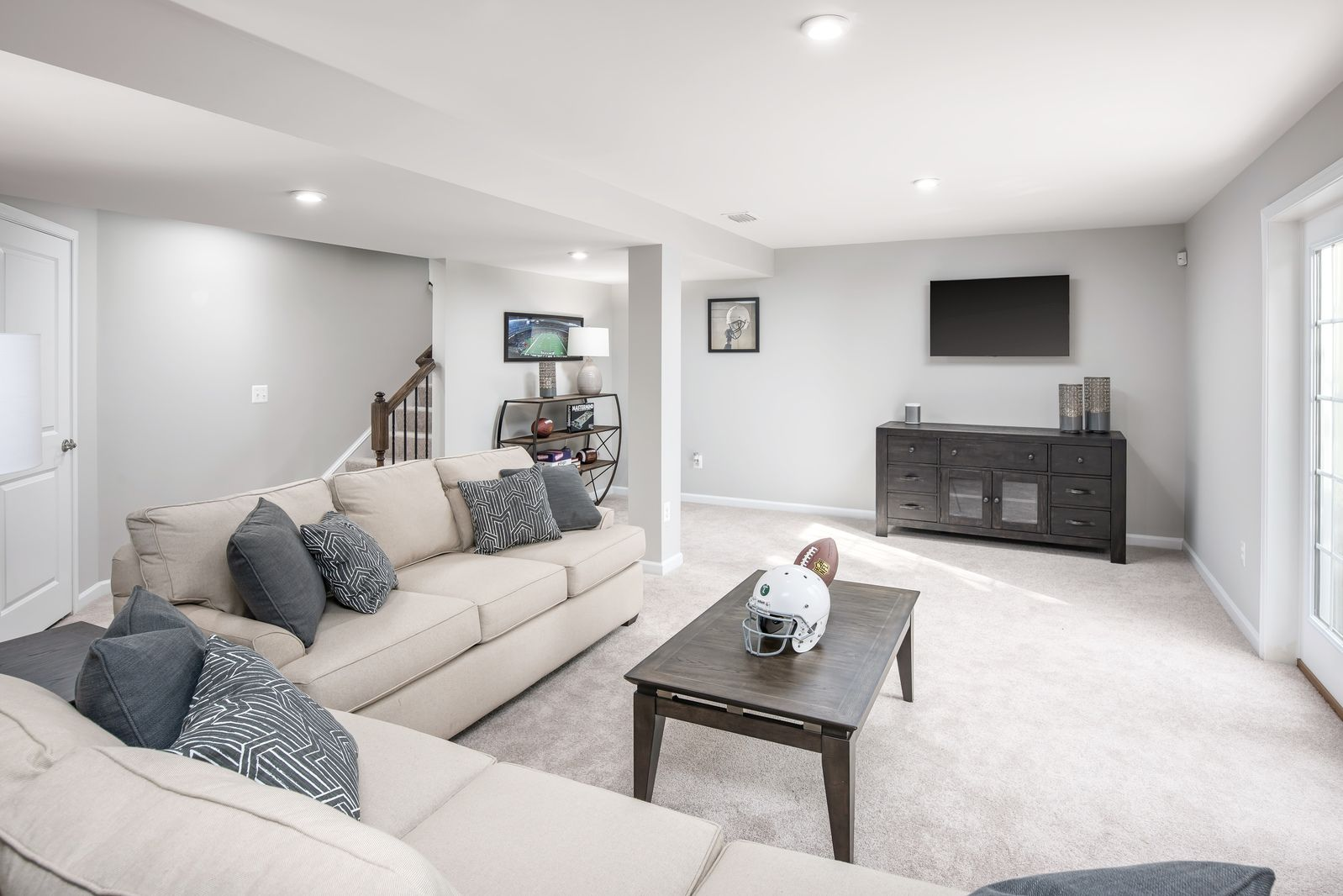 Living Area featured in the Columbia By HeartlandHomes in Morgantown, WV