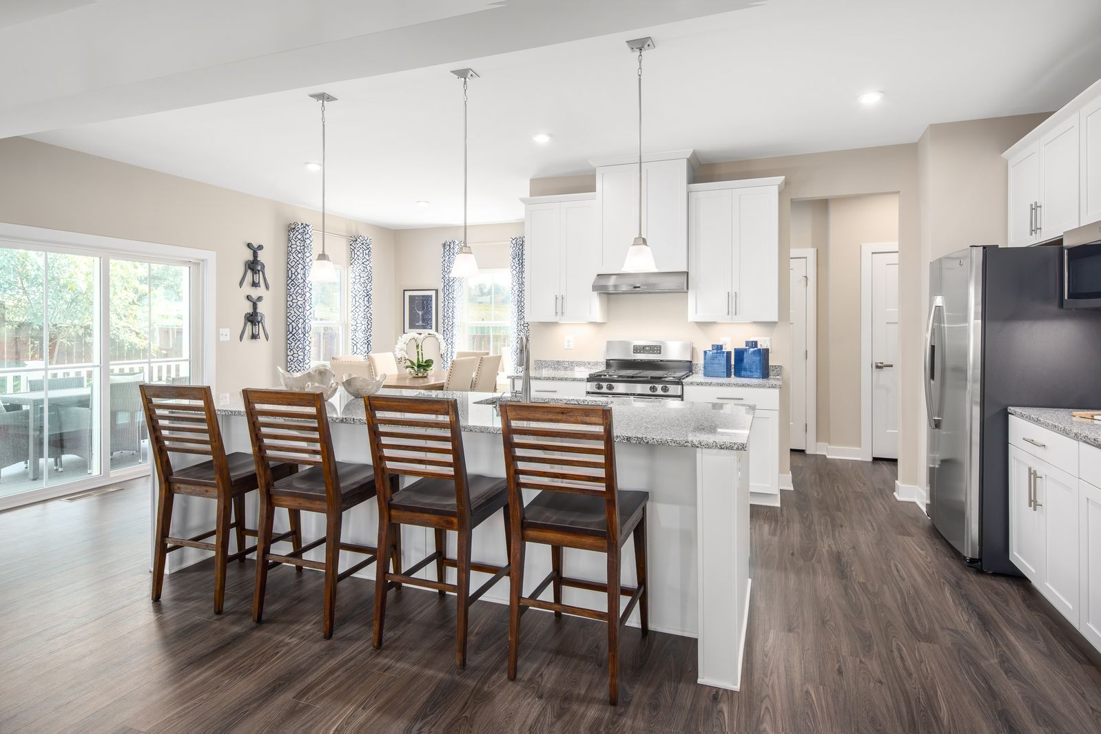 Kitchen featured in the Columbia By HeartlandHomes in Morgantown, WV