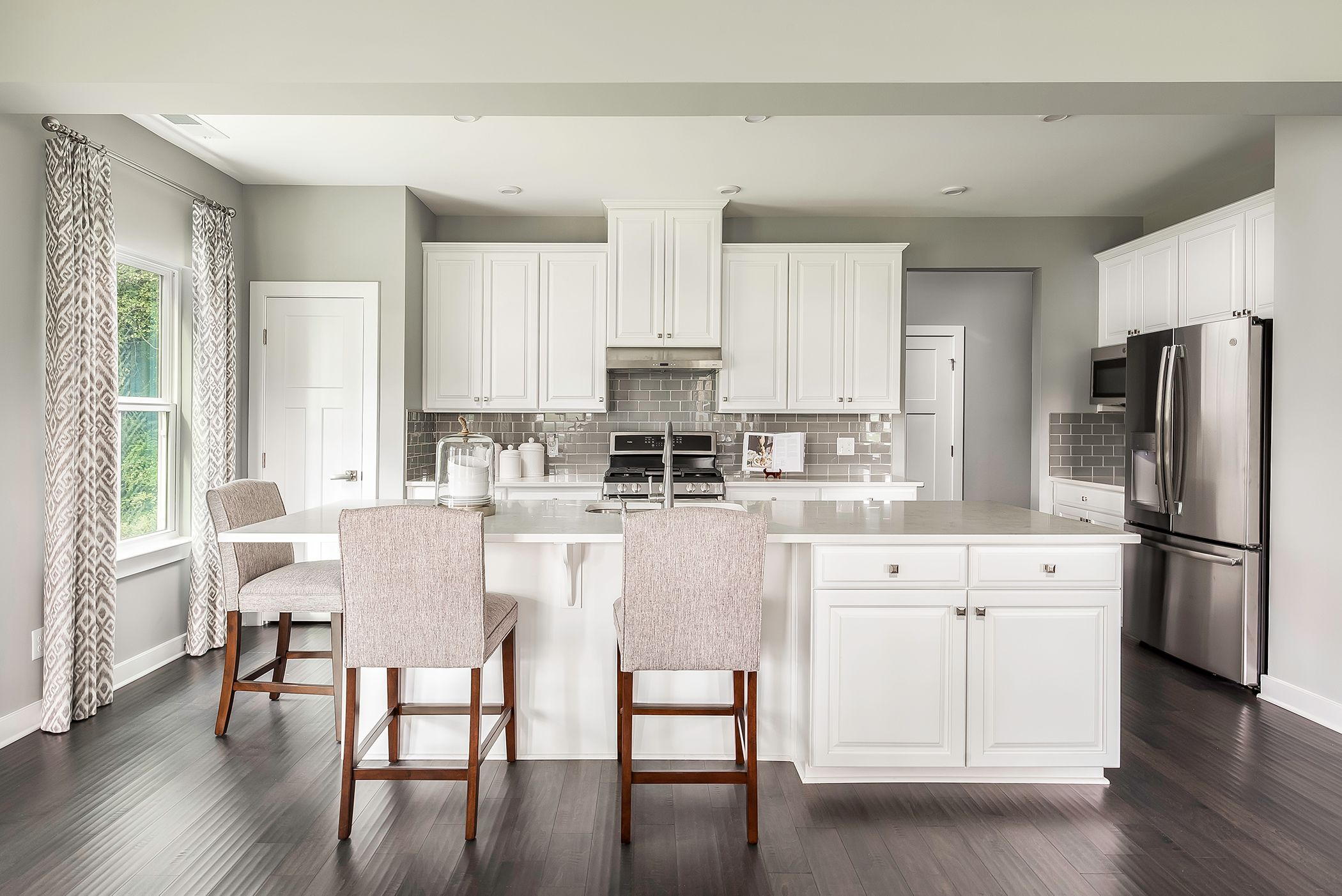 Kitchen featured in the Hudson By HeartlandHomes in Morgantown, WV