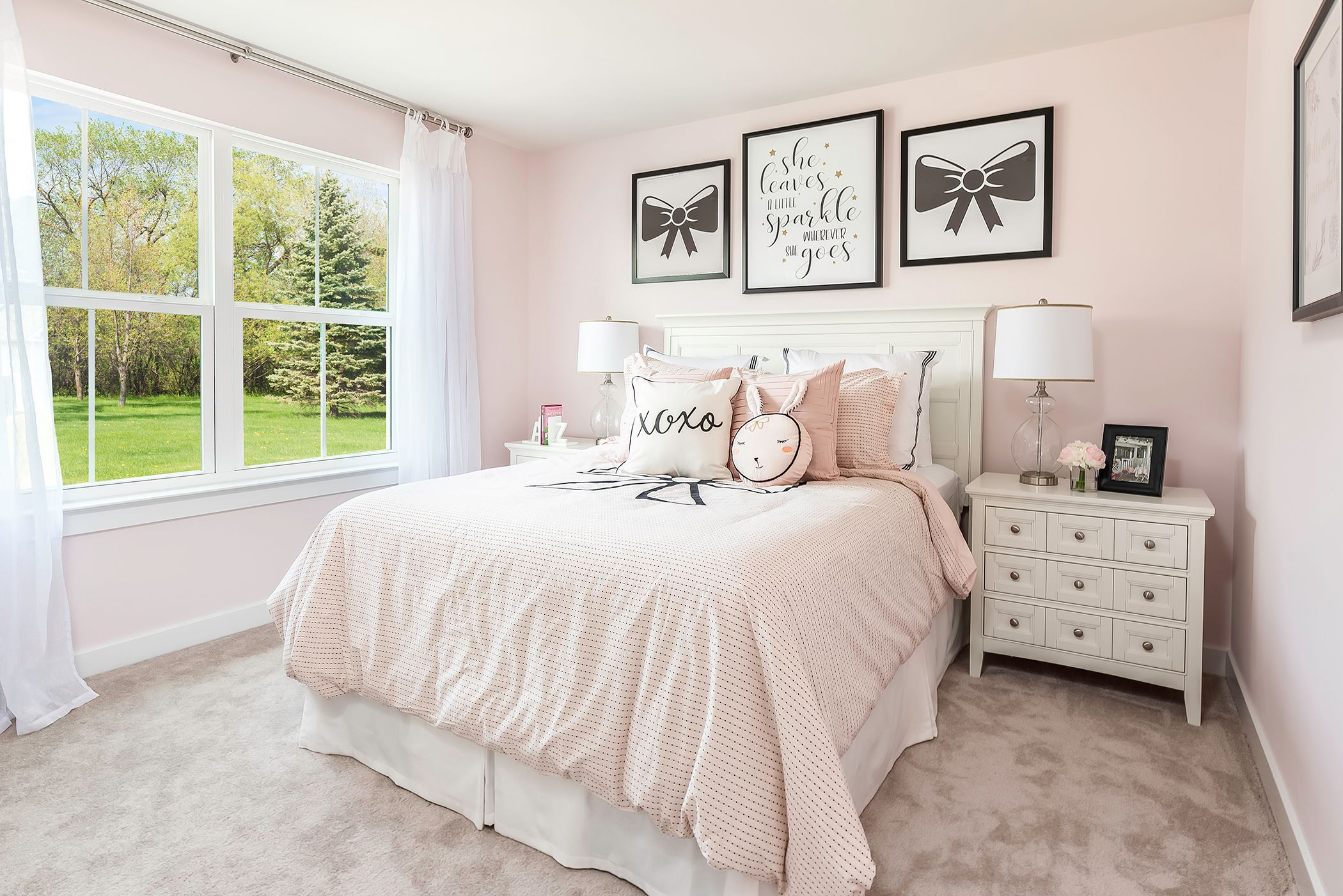 Bedroom featured in the Hudson By HeartlandHomes in Morgantown, WV