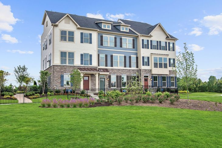Welcome to Frederick's Premier Community!:Luxurious garage townhomes with unbelievable outdoor spaces. Coming home never felt so good.Schedule your visit today!