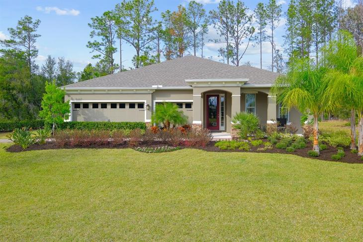 Welcome to Orchid Estates!:Large homesites in centrally located Apopka from the upper $200s.Schedule a visit today to see for yourself!