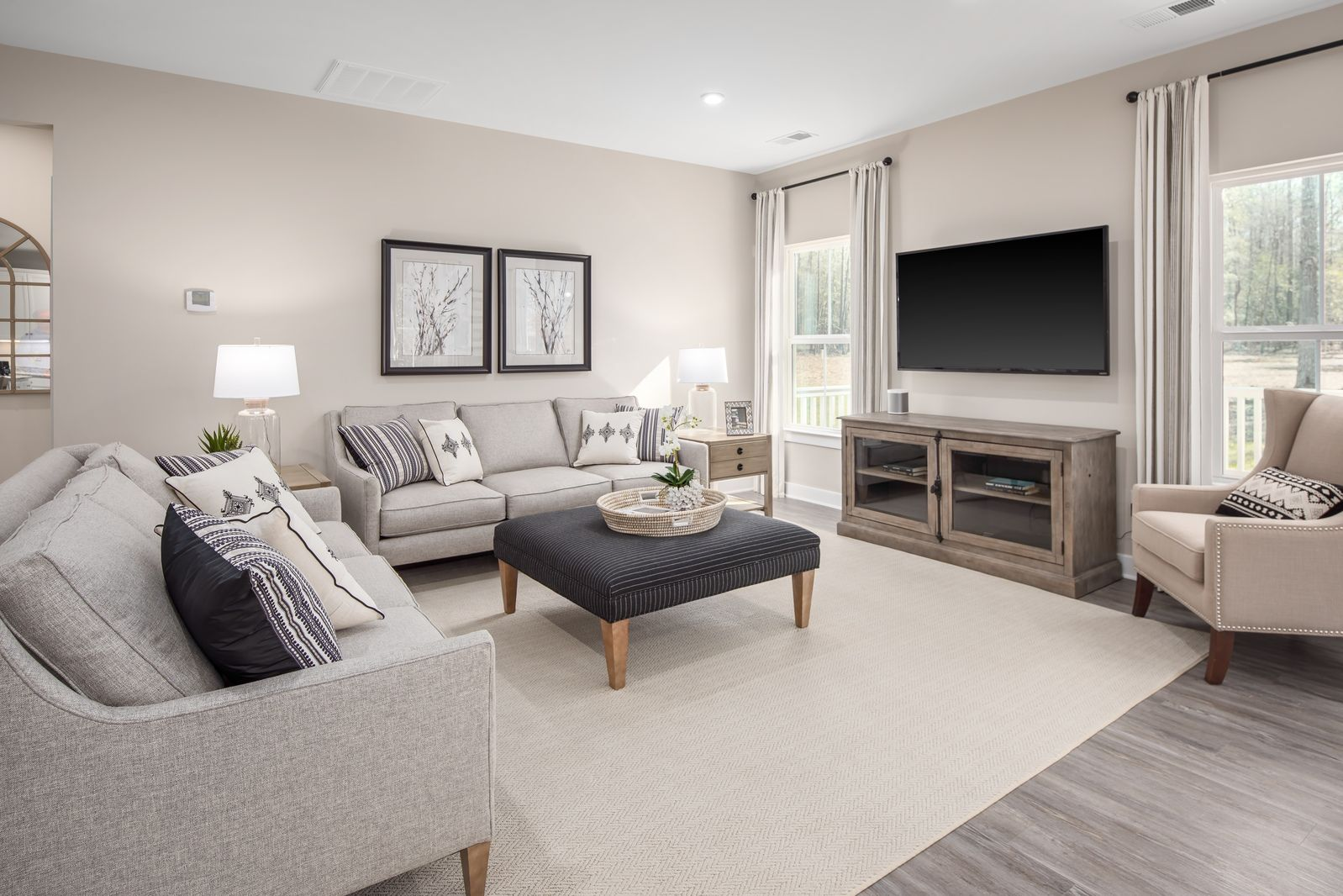 Living Area featured in the Genoa By Ryan Homes in Charleston, SC