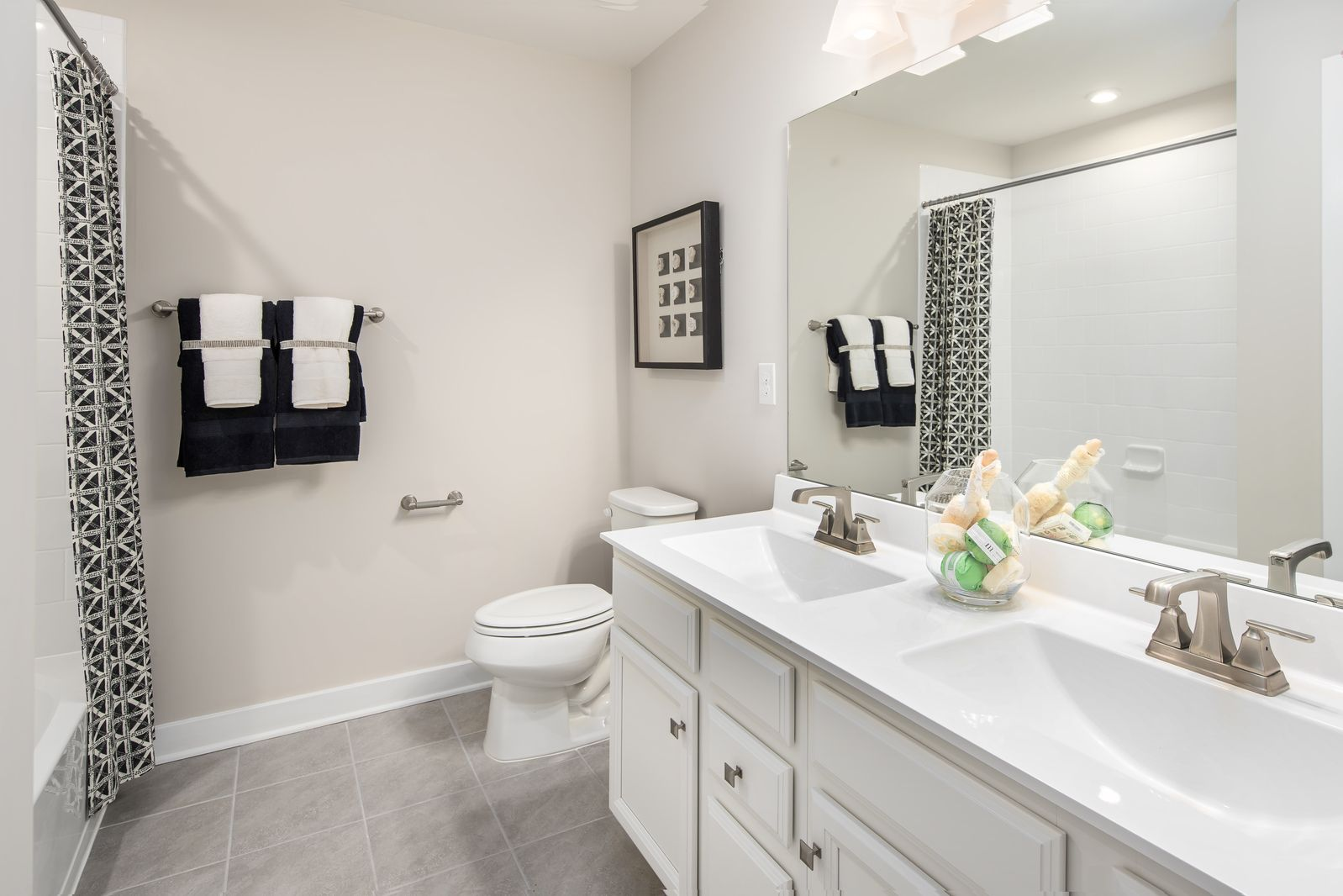 Bathroom featured in the Genoa By Ryan Homes in Greenville-Spartanburg, SC