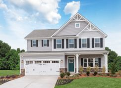 Lehigh - The Mills at Rocky River: Concord, North Carolina - Ryan Homes