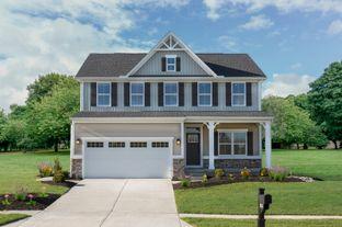 Columbia - Bishop Meadows: Massillon, Ohio - Ryan Homes