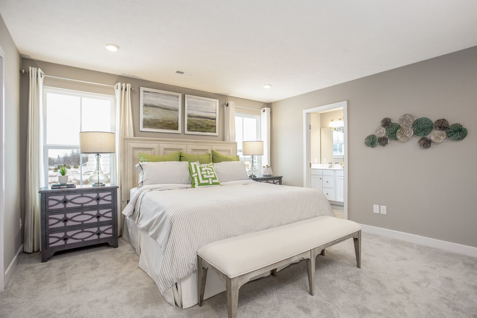 Bedroom featured in the Rosecliff Lux w/ 2' Ext, Rec Rm & Bath By Ryan Homes