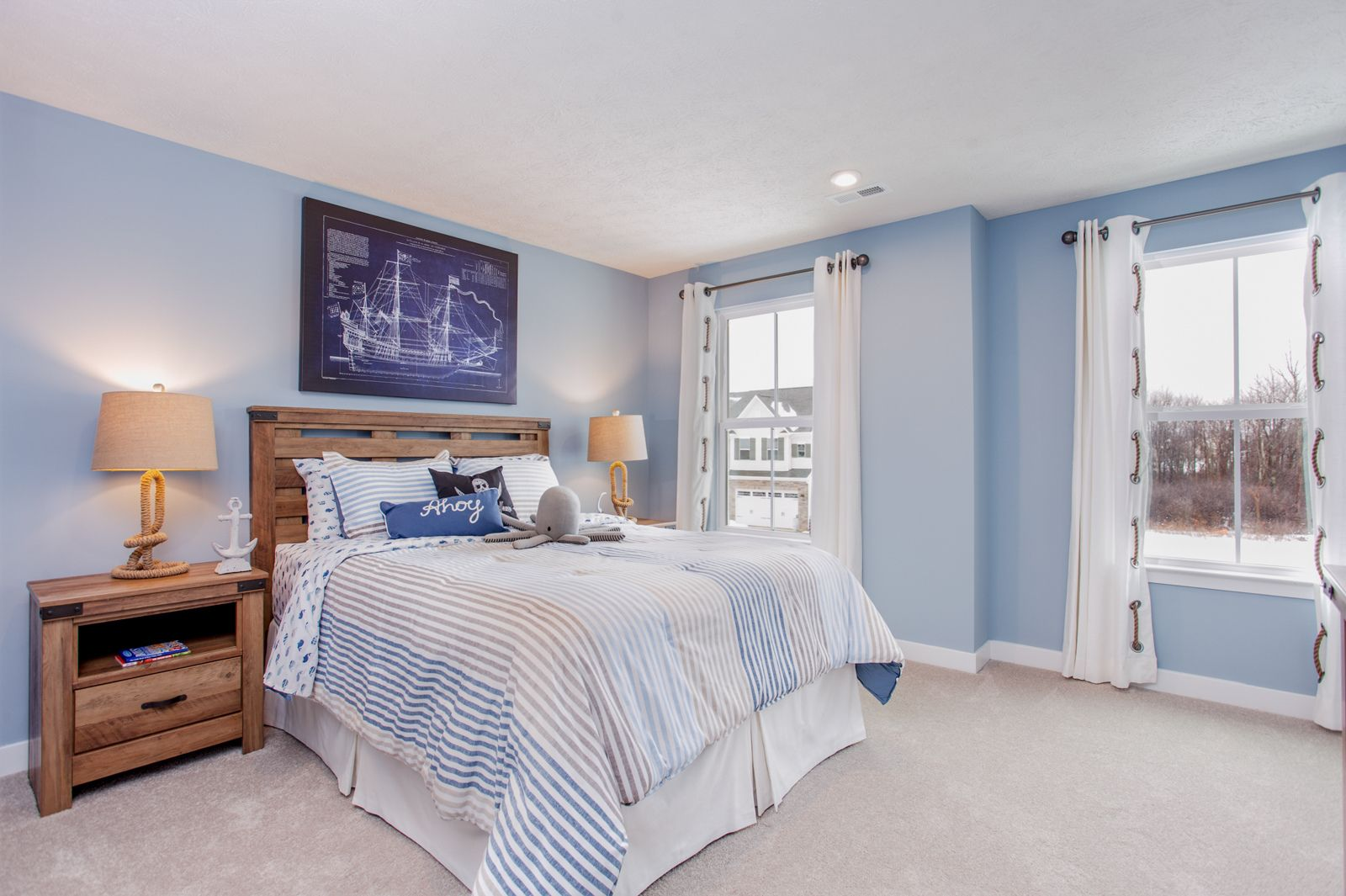 Bedroom featured in the Rosecliff By Ryan Homes in Canton-Massillon, OH
