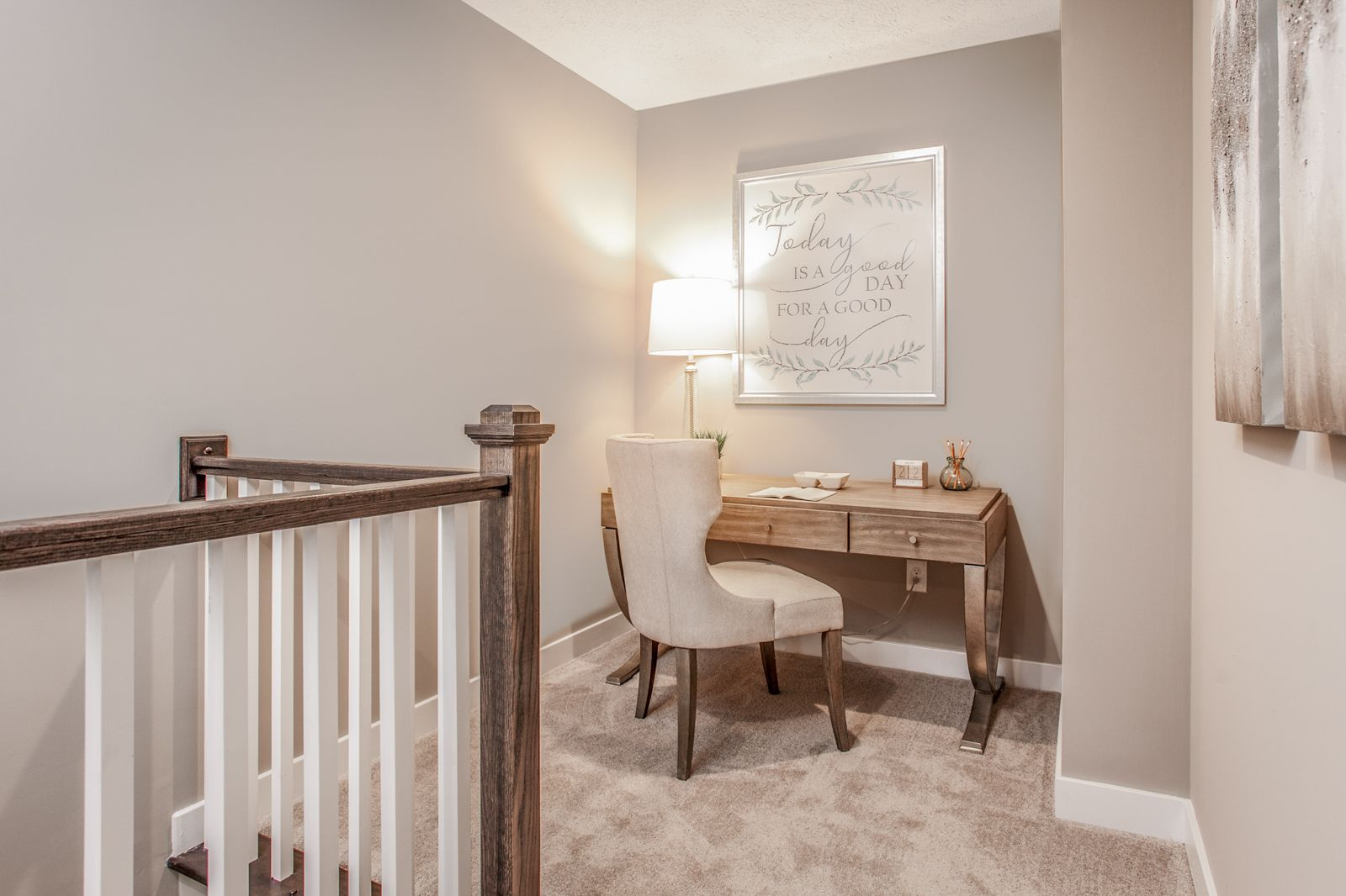 Living Area featured in the Rosecliff Lux w/ 2' Ext, Rec Rm & Bath By Ryan Homes