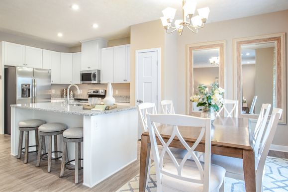 BEST-PRICED NEW 2-STORY HOMES IN MEDINA:A fun place to live near everywhere you want to be—Minutes to Medina Square and local shopping and restaurants!Click here to schedule your 1-on-1 or virtual visit today!