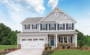 The Mills at Rocky River by Ryan Homes in Charlotte North Carolina