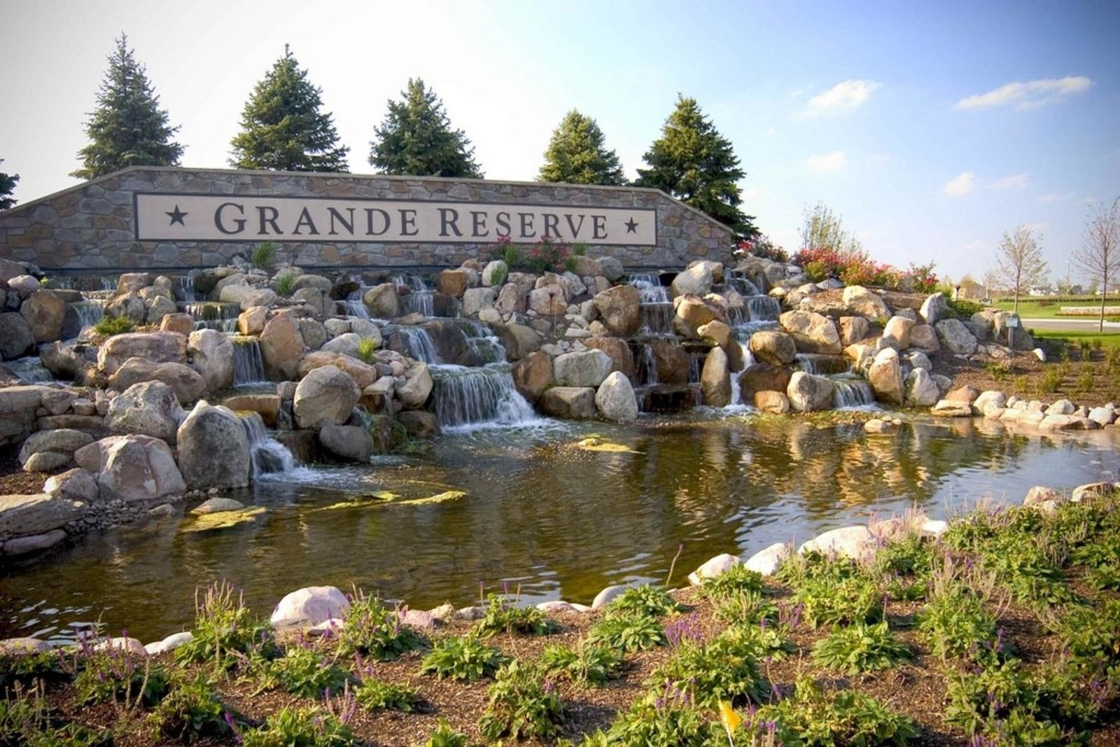 'Heritage Groves at Grande Reserve' by Ryan Homes-CHI in Chicago