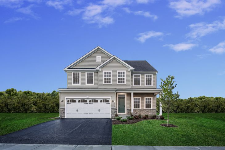 Welcome to St. Charles:Live in the area's best selling planned community. Clickhere to schedule your visit today.