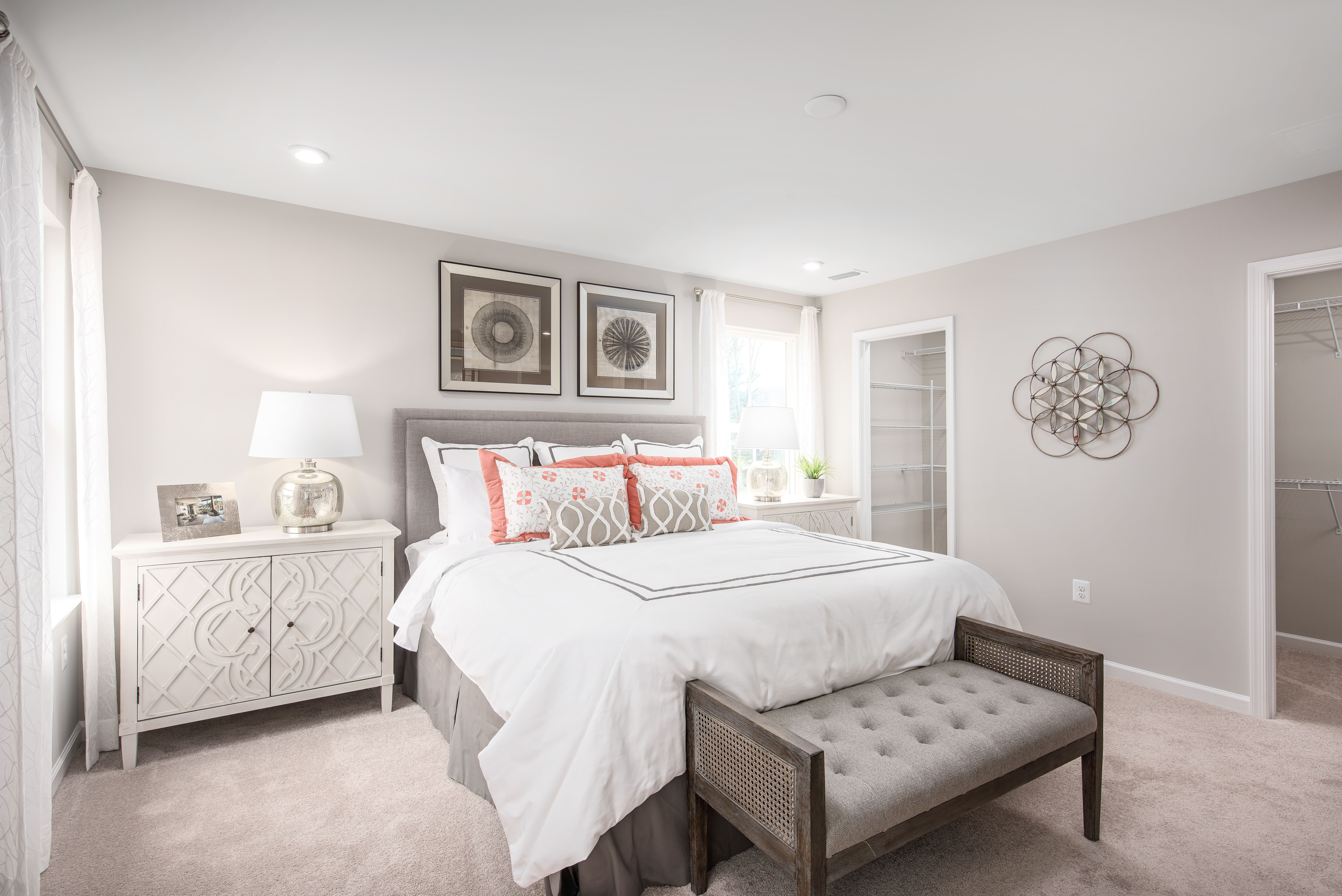 Bedroom featured in the Ballenger By Ryan Homes in Canton-Massillon, OH