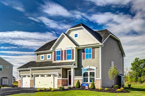Saratoga Hills By Ryan Homes In Canton Millon Ohio