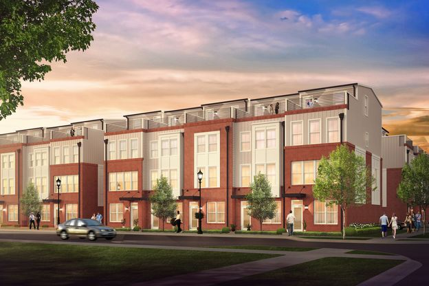 2-Car Garage Townhomes with Skyline Views Near Noda:2-car garage townhomes with skyline views steps from the light rail near Noda.Schedule a visit!