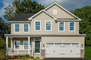 Hudson - Timothy Branch Single Family Homes: Brandywine, District Of Columbia - Ryan Homes