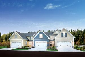 homes in Parkview Preserve Townhomes by Ryan Homes