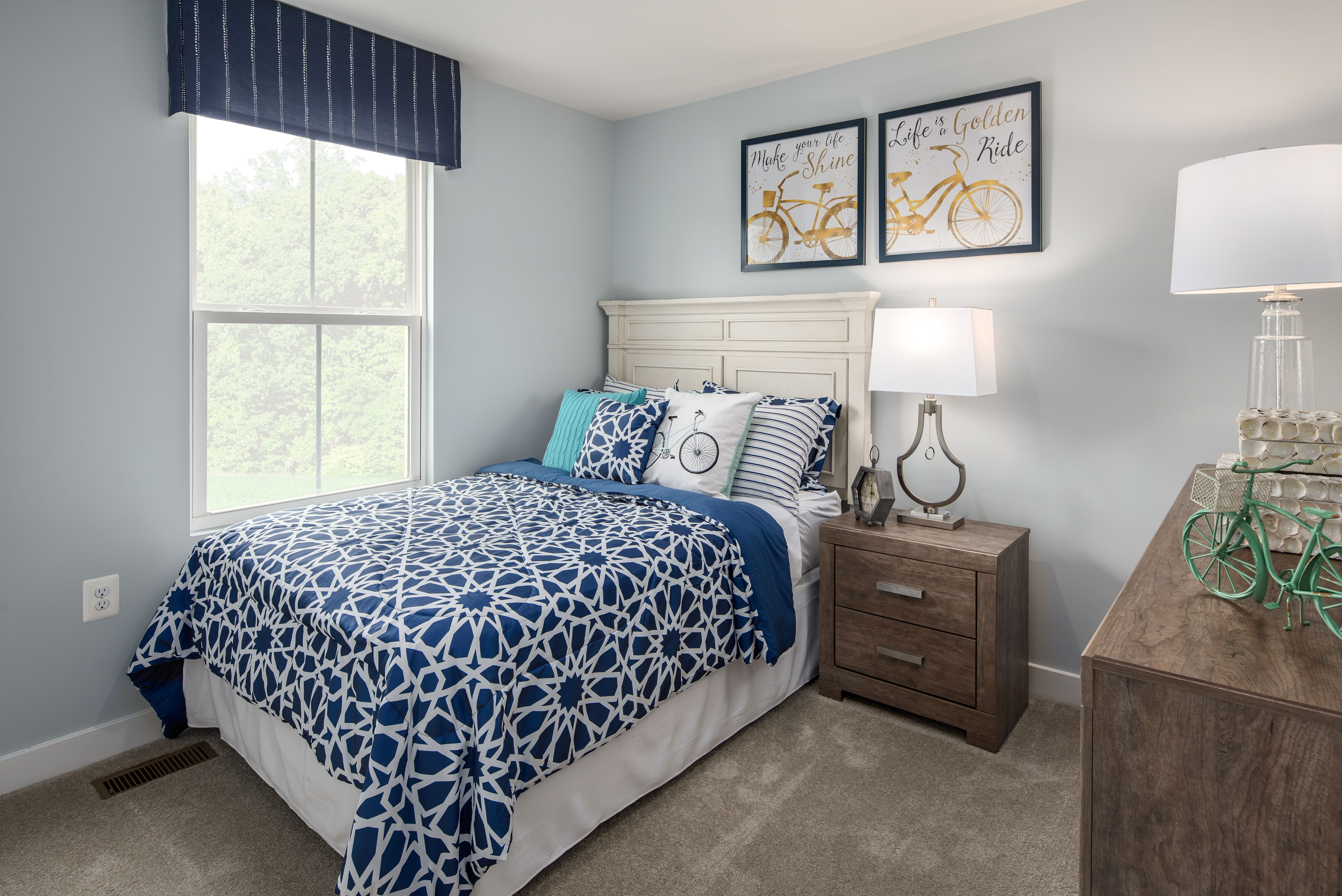 Bedroom featured in the Bahama By Ryan Homes in Canton-Massillon, OH