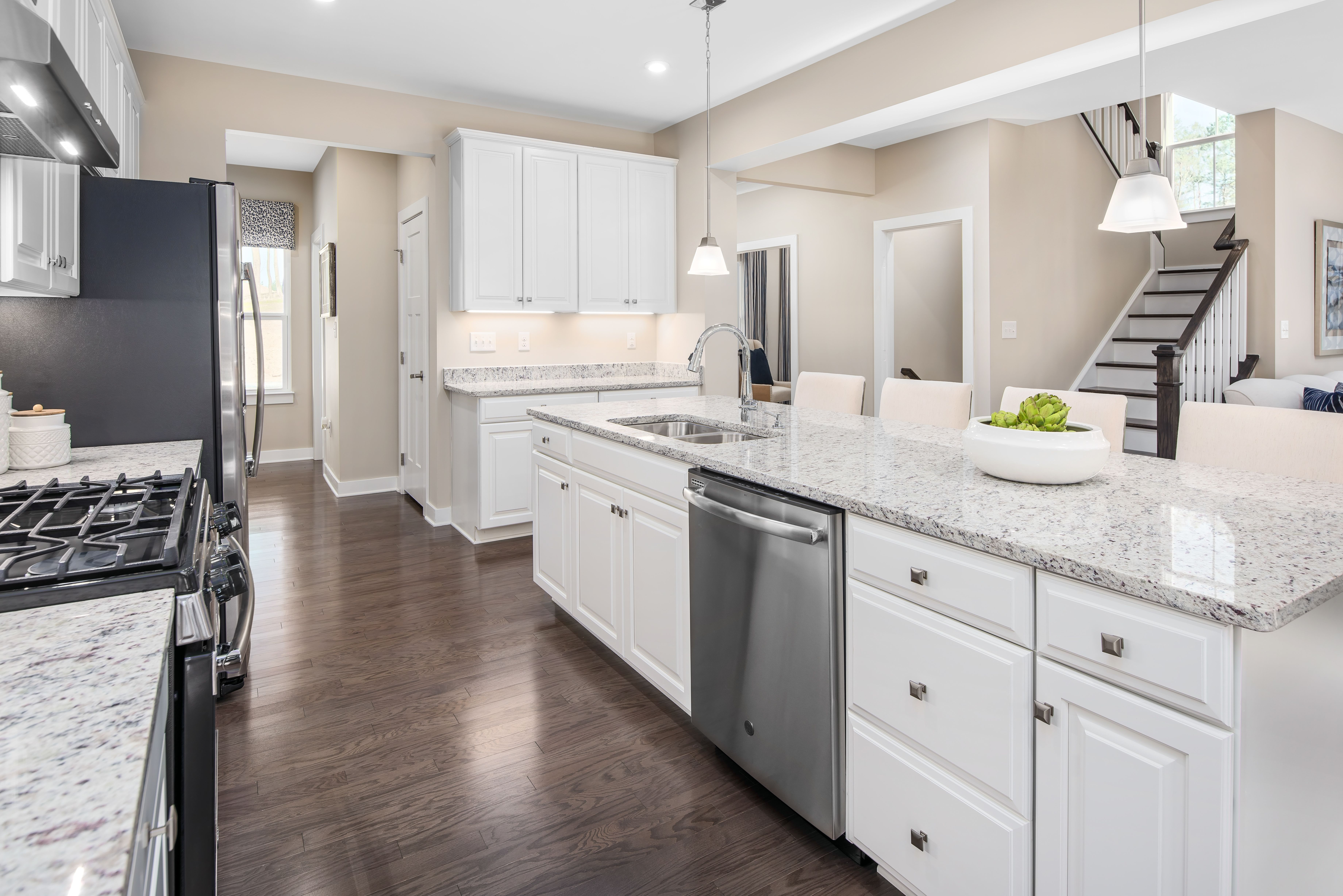 Kitchen featured in the Powell By Ryan Homes in Cleveland, OH