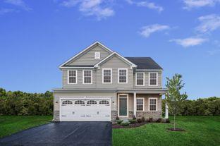 Hudson - Brookfield: Emmitsburg, Pennsylvania - Ryan Homes