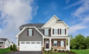 The Groves at Cedar Hills by Ryan Homes in Nashville Tennessee