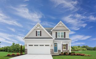 Parkview Preserve by Ryan Homes in Nashville Tennessee