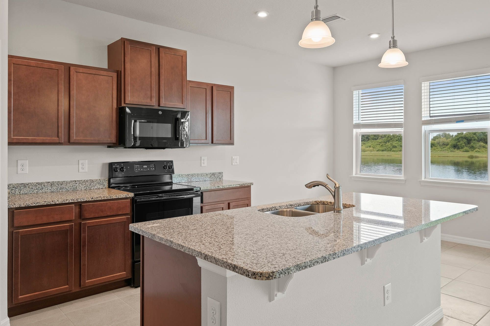 Kitchen featured in the Jasmine Cove By Ryan Homes in Miami-Dade County, FL