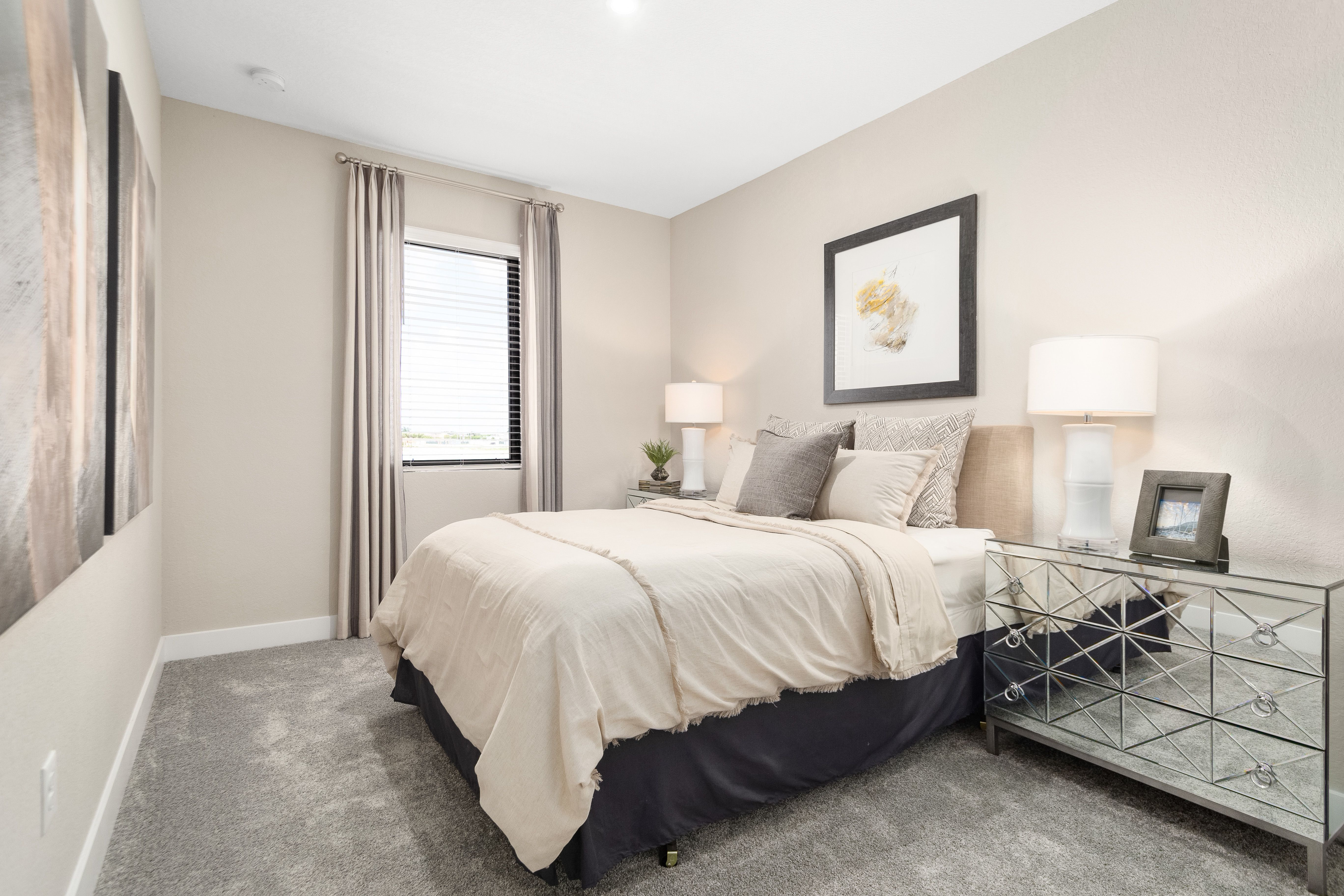 Bedroom featured in the Miro By Ryan Homes in Miami-Dade County, FL