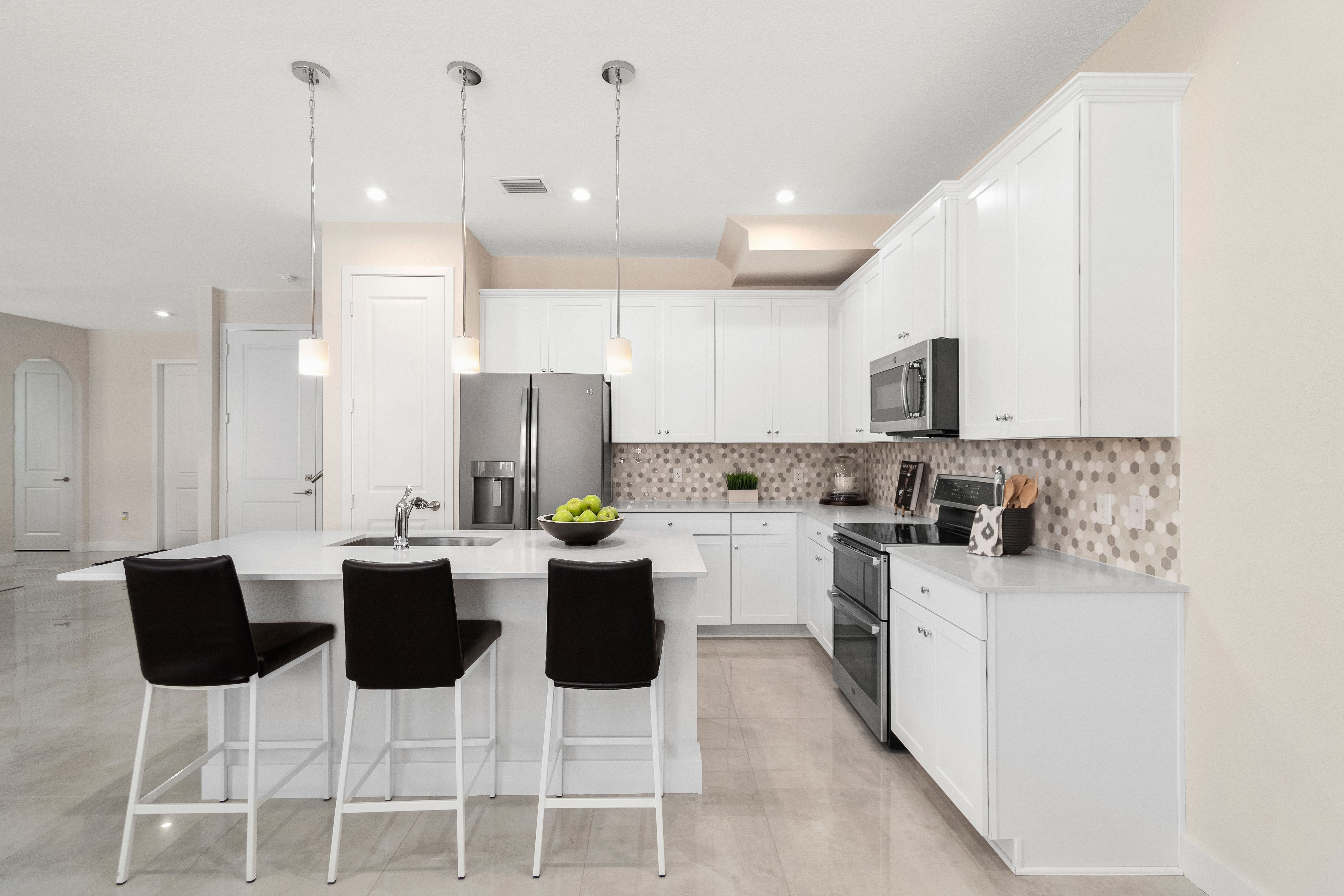 Kitchen featured in the Valencia By Ryan Homes in Miami-Dade County, FL