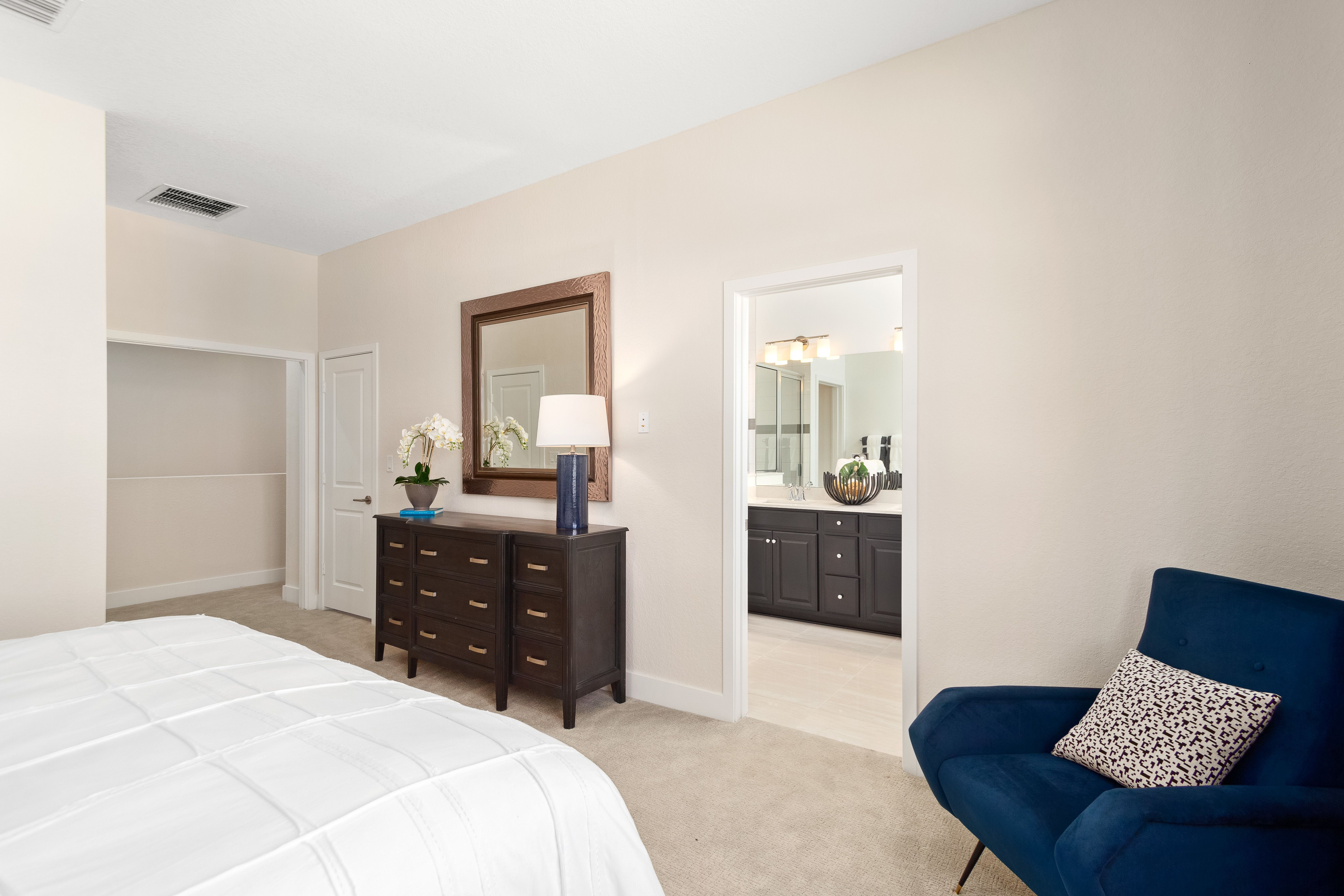 Bedroom featured in the Valencia By Ryan Homes in Miami-Dade County, FL