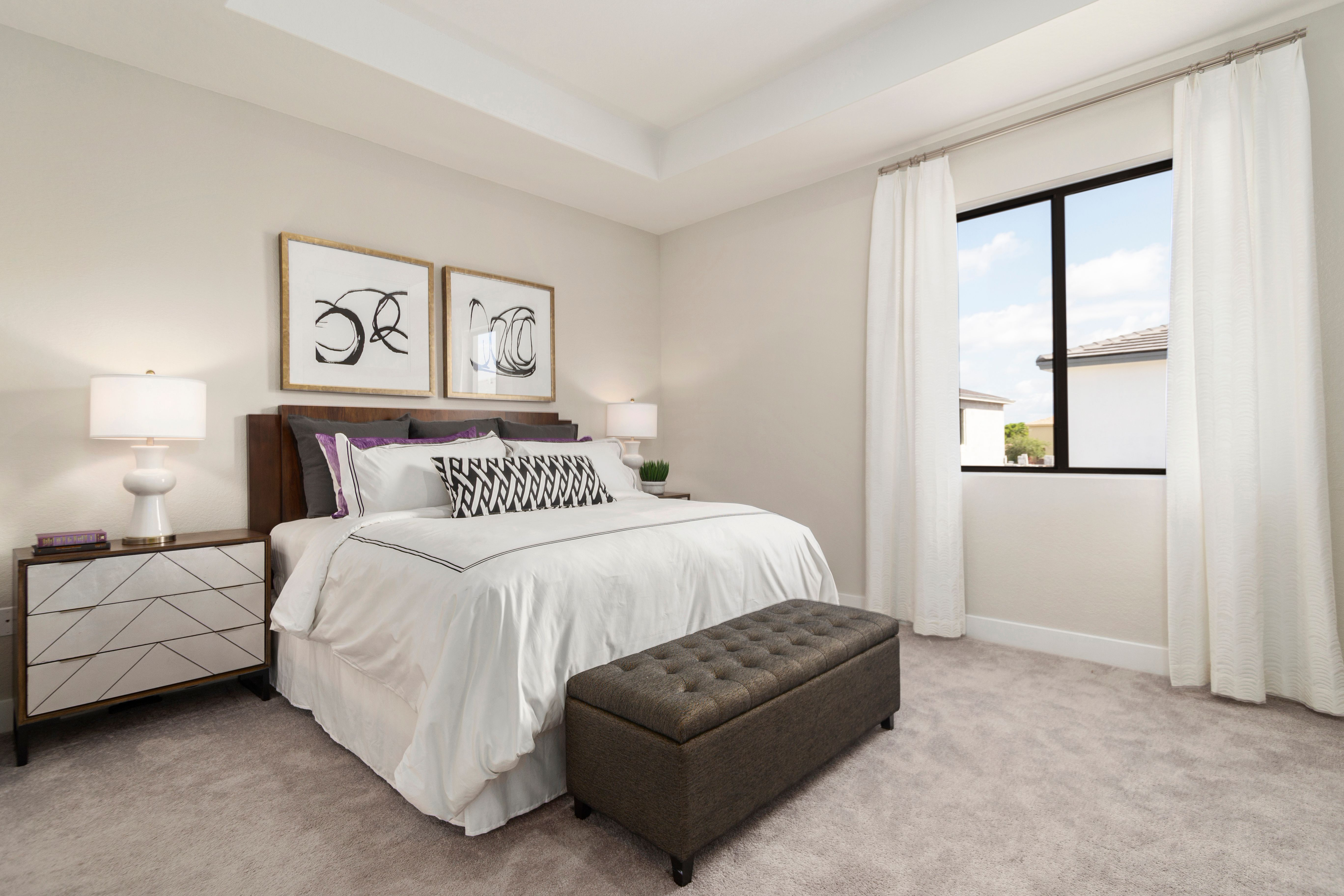 Bedroom featured in the Aventura By Ryan Homes in Miami-Dade County, FL